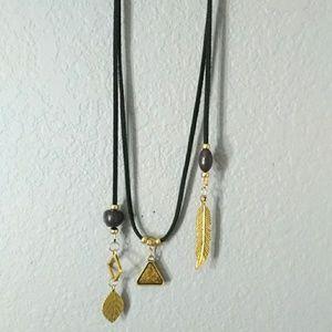 Unique tribal necklace